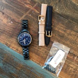 Accessories - Watch and straps